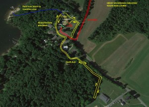 2016 YOUTH RUN COURSE